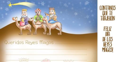 Feliz Reyes Magos!